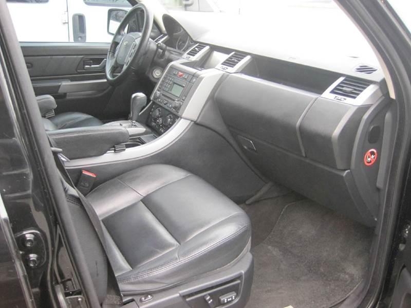 2008 Land Rover Range Rover Sport 4x4 HSE 4dr SUV - Cranston RI
