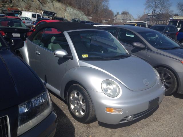 2003 Volkswagen New Beetle GLS 2dr Convertible - Cranston RI