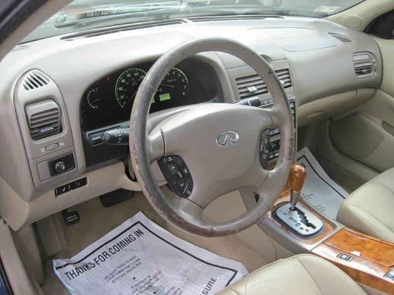 2004 Infiniti I35 4dr Sedan - Cranston RI