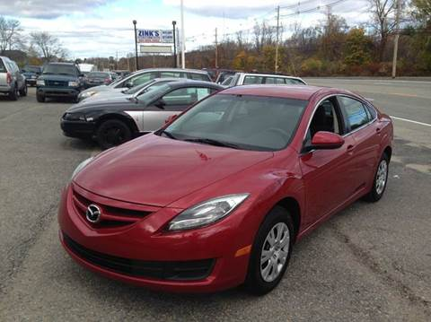 2011 mazda mazda6 for sale mahomet il. Black Bedroom Furniture Sets. Home Design Ideas