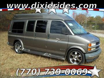 2000 Chevrolet Express for sale in Mableton, GA