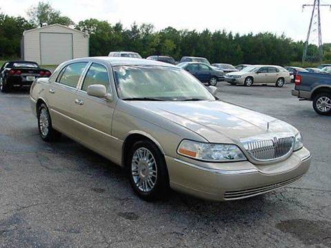2008 Lincoln Town Car for sale in Oklahoma City, OK