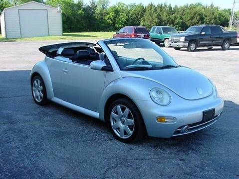 2003 Volkswagen New Beetle for sale in Oklahoma City, OK