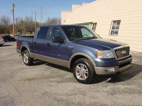2005 Ford F-150 for sale in Oklahoma City, OK