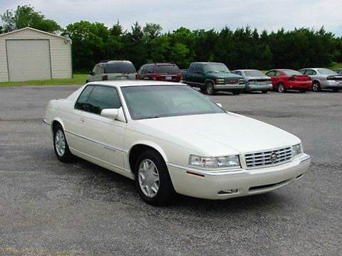 1999 Cadillac Eldorado for sale in Oklahoma City, OK