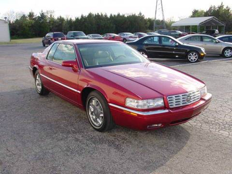 Used Cadillac Eldorado For Sale Oklahoma City Ok