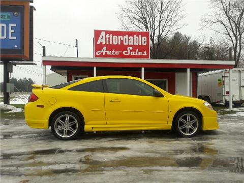 2007 Pontiac G5 for sale in Charlotte, MI