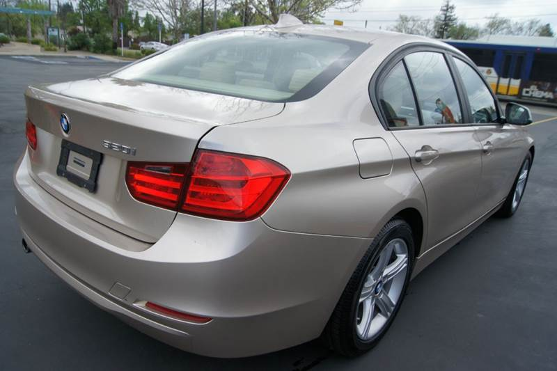 2014 Bmw 3 Series 320i 4dr Sedan Sa In Carmichael Ca