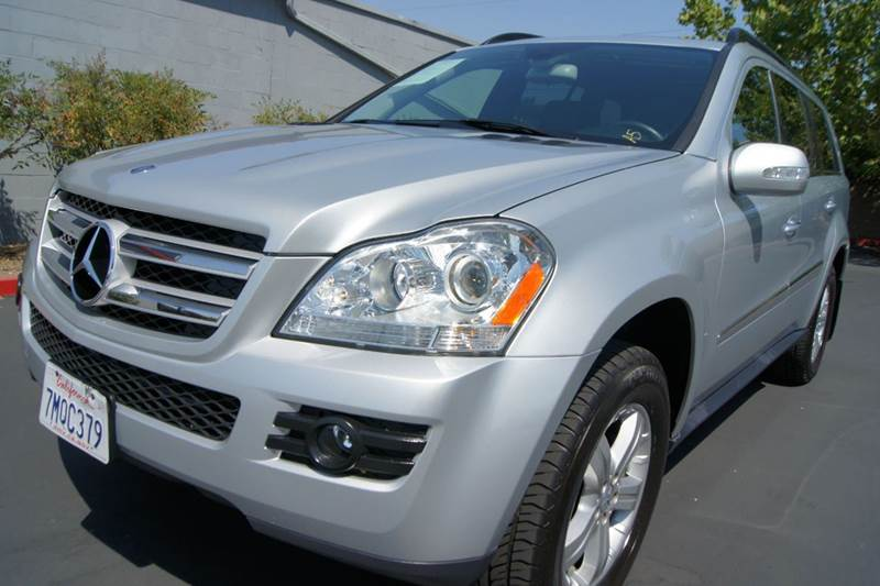 2007 Mercedes Benz Gl Class Gl450 Awd 4matic 4dr Suv In