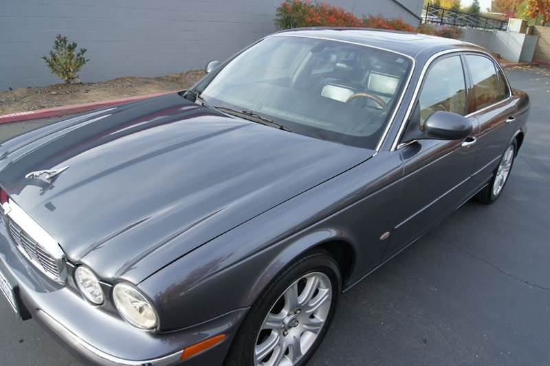 2004 Jaguar Xj Series Xj8 4dr Sedan In Carmichael Ca