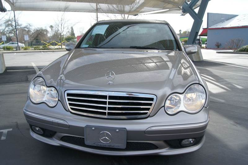 2005 mercedes benz c class c230 kompressor c230 kompressor 4dr sedan in carmichael ca. Black Bedroom Furniture Sets. Home Design Ideas