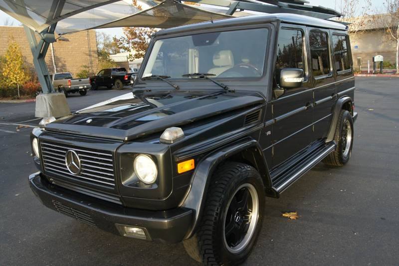 2003 mercedes benz g class g500 for sale cargurus for Mercedes benz g500 used
