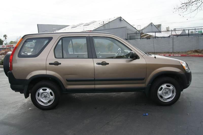 2004 Honda Cr V Awd Lx 4dr Suv In Carmichael Ca
