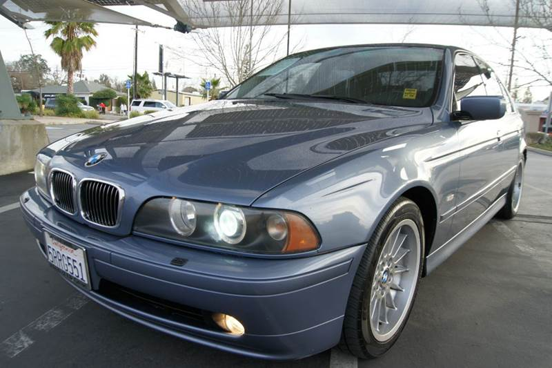 2002 Bmw 5 Series 540i 4dr Sedan In Carmichael Ca