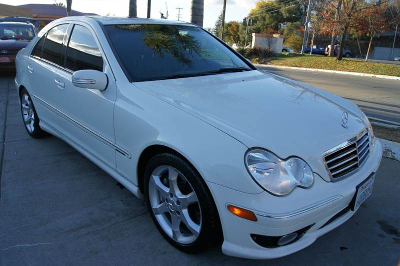 2007 mercedes benz c class c230 sport 4dr sedan in for Mercedes benz 2007 c230