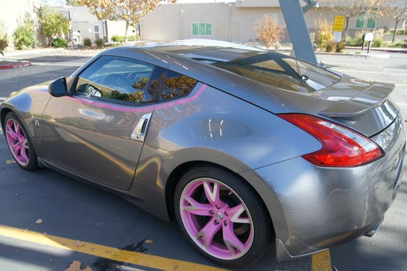 2012 Nissan 370z Touring 2dr Coupe 6m In Carmichael Ca
