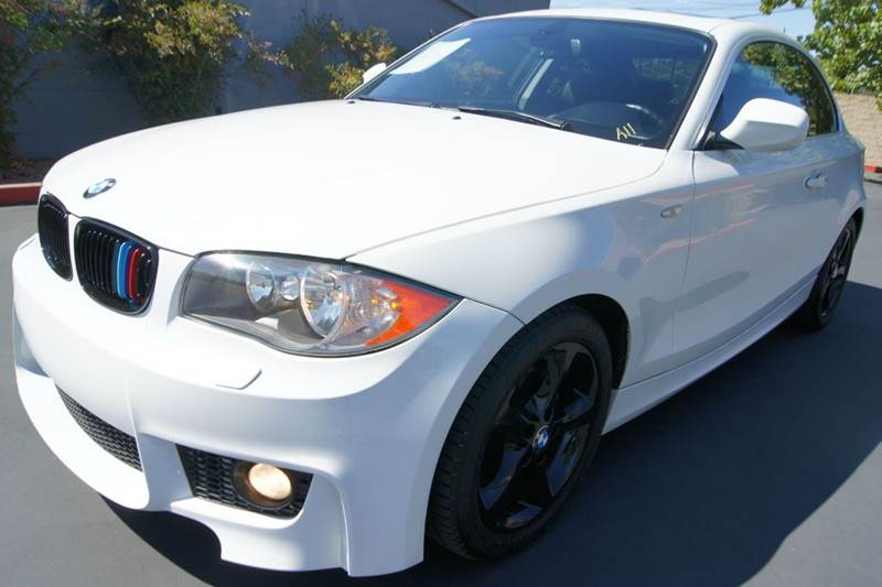 2011 Bmw 1 Series 128i 2dr Coupe Sulev In Carmichael Ca
