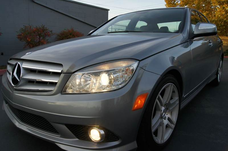 2009 Mercedes Benz C Class C350 Sport 4dr Sedan In