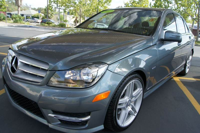 2012 Mercedes Benz C Class C250 Luxury 4dr Sedan In