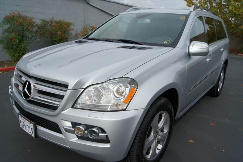 2010 Mercedes Benz Gl Class Gl450 4matic Awd 4dr Suv In