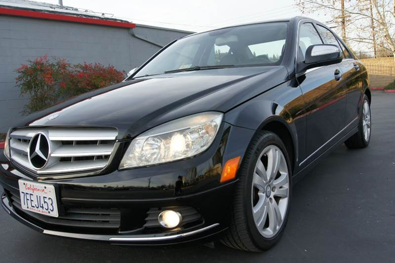 2008 mercedes benz c class c300 sport 4matic awd 4dr sedan for 2008 mercedes benz c300 tires