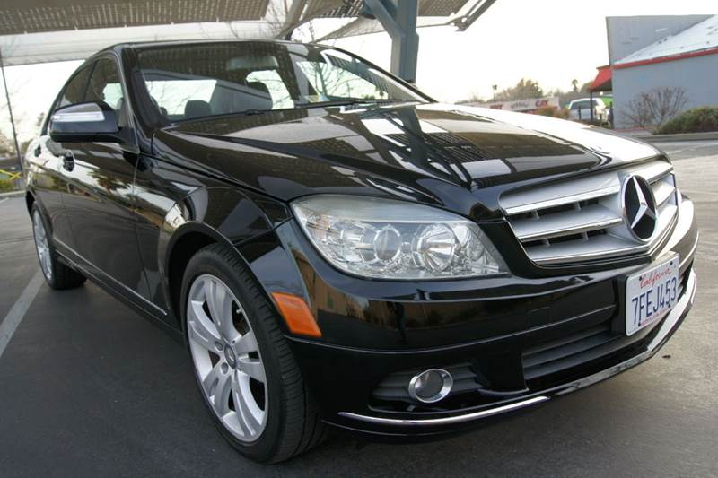 2008 mercedes benz c class c300 sport 4matic awd c300 for Mercedes benz c300 sport 4matic