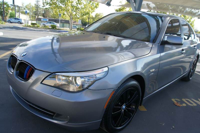 2009 Bmw 5 Series 528xi Awd 4dr Sedan In Carmichael Ca
