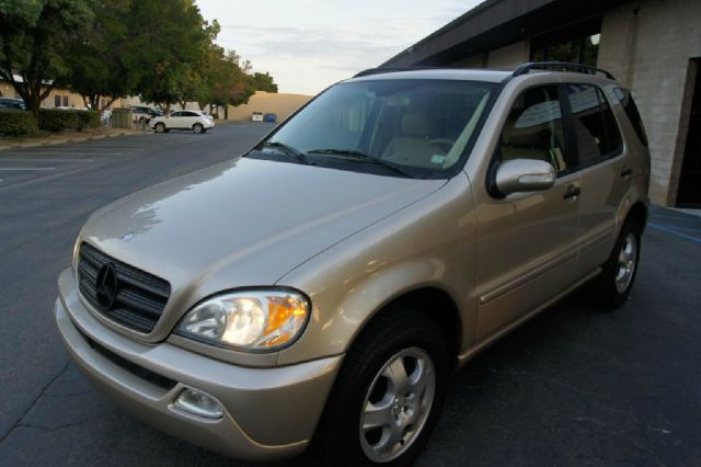 Used 2002 Mercedes Benz M Class For Sale