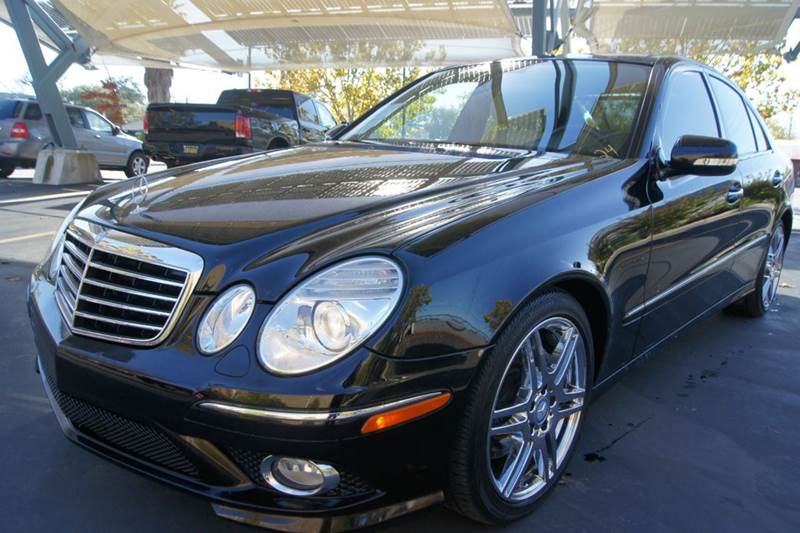 2009 mercedes benz e class e350 4dr sedan in carmichael ca for Mercedes benz service sacramento