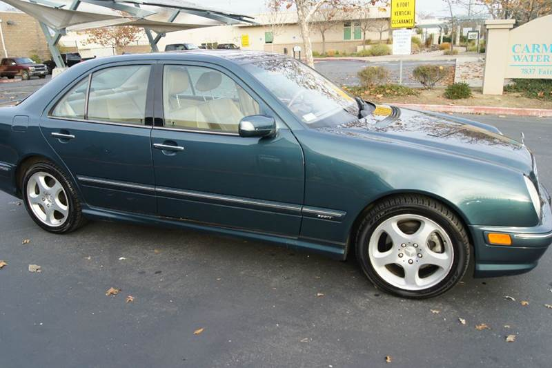 2001 mercedes benz e class e430 4dr sedan in carmichael ca for 2001 mercedes benz e class sedan