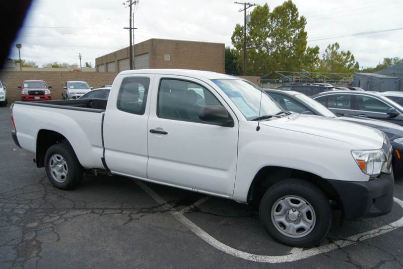 2013 Toyota Tacoma Base 4x2 4dr Access Cab 6 1 Ft Sb 4a In