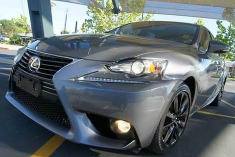 2014 Lexus IS 250 for sale in Carmichael, CA