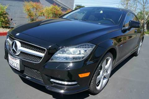 2012 Mercedes-Benz CLS for sale in Carmichael, CA