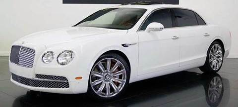 2014 Bentley Flying Spur for sale in Carmichael, CA