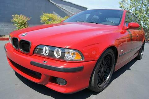 2000 BMW M5 for sale in Carmichael, CA