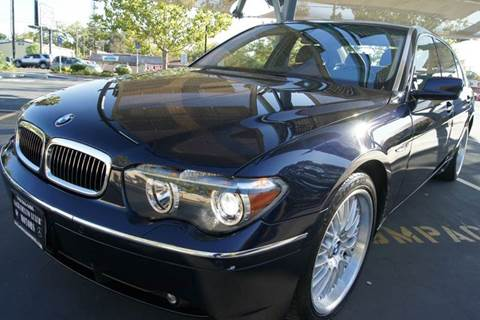 2003 BMW 7 Series for sale in Carmichael, CA