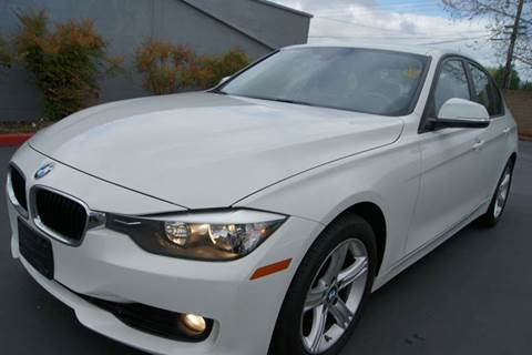 2014 BMW 3 Series for sale in Carmichael, CA