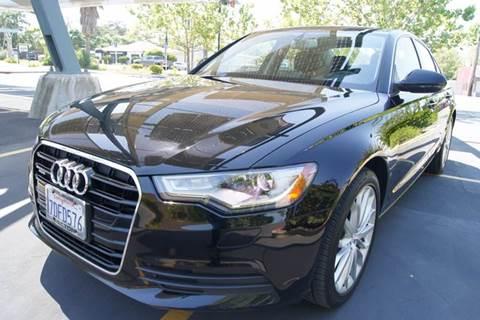 2014 Audi A6 for sale in Carmichael, CA