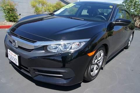 2016 Honda Civic for sale in Carmichael, CA