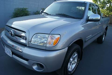 2005 Toyota Tundra for sale in Carmichael, CA