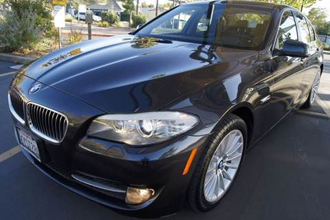 2013 BMW 5 Series for sale in Carmichael, CA
