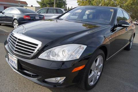 2007 Mercedes-Benz S-Class for sale in Carmichael, CA