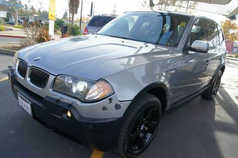 2004 BMW X3 for sale in Carmichael, CA