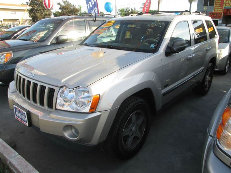2007 jeep grand cherokee laredo 4dr suv in los angeles ca ramos auto sales. Black Bedroom Furniture Sets. Home Design Ideas