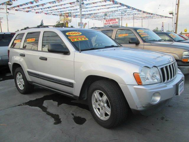 2005 jeep grand cherokee laredo 4wd 4dr suv in los angeles ca ramos auto sales. Black Bedroom Furniture Sets. Home Design Ideas