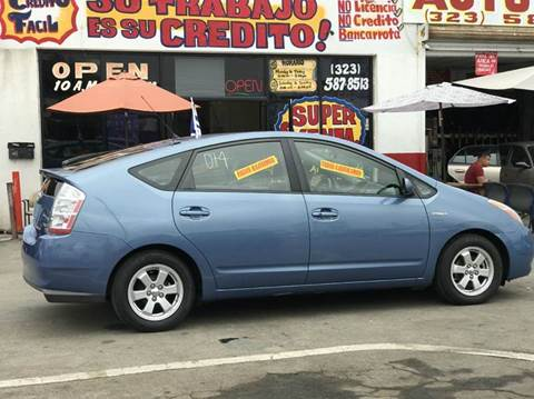 used toyota prius for sale in los angeles ca. Black Bedroom Furniture Sets. Home Design Ideas