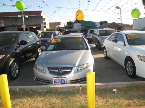 2007 Acura TL for sale in Bell, CA