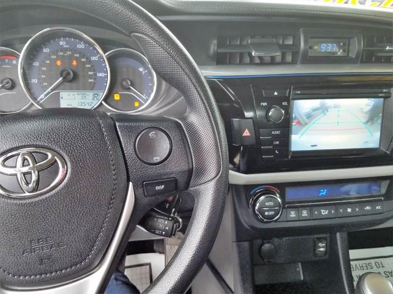 2016 Toyota Corolla LE Premium 4dr Sedan - Woodside NY