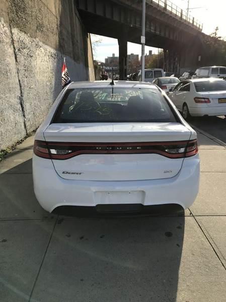 2016 Dodge Dart SXT 4dr Sedan - Woodside NY