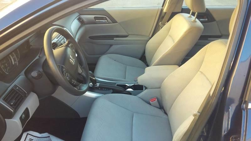 2014 Honda Accord LX 4dr Sedan CVT - Woodside NY